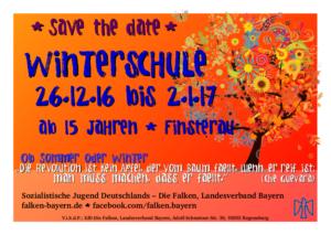 Winterschule 2016/17